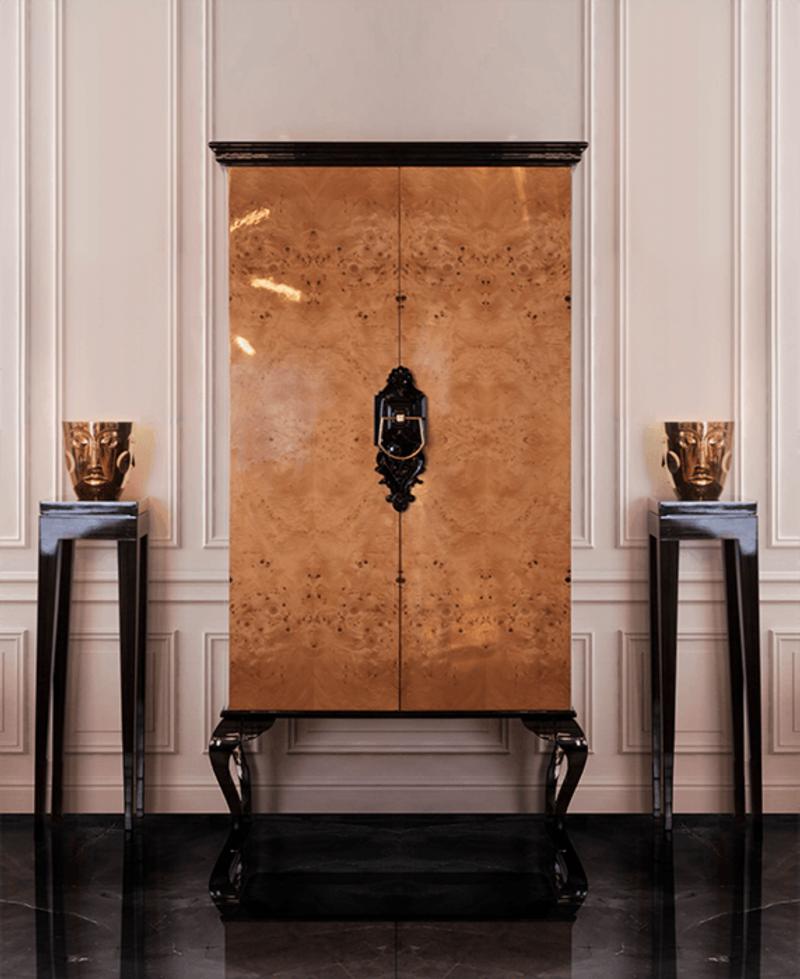 luxury cabinets 10 Luxury Cabinets To Upscale Your Home Decor By Boca do Lobo guggenheim poplar cabinet 02 boca do lobo 1 1