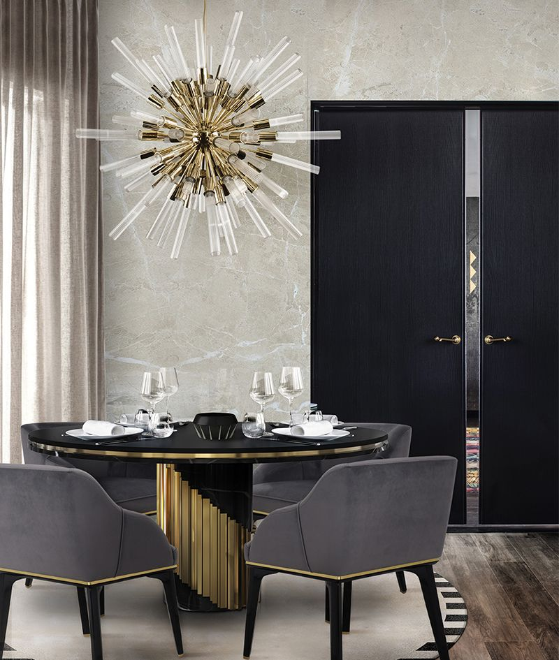 modern dining table 20 Modern Dining Tables For Your Contemporary Dining Room img 3