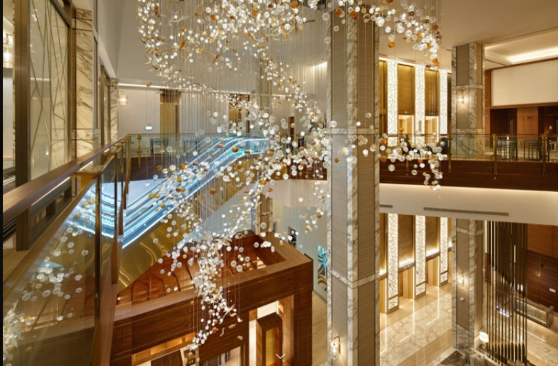 luxury showrooms The best Luxury Showrooms In Dubai lasvit