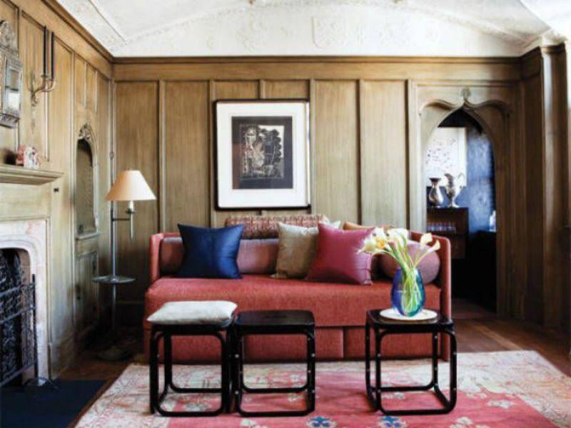 john saladino John Saladino Luxury  Contemporary Neutral Projects Best Interior Designer Project Manhattan Apartment by John Saladino 7 1