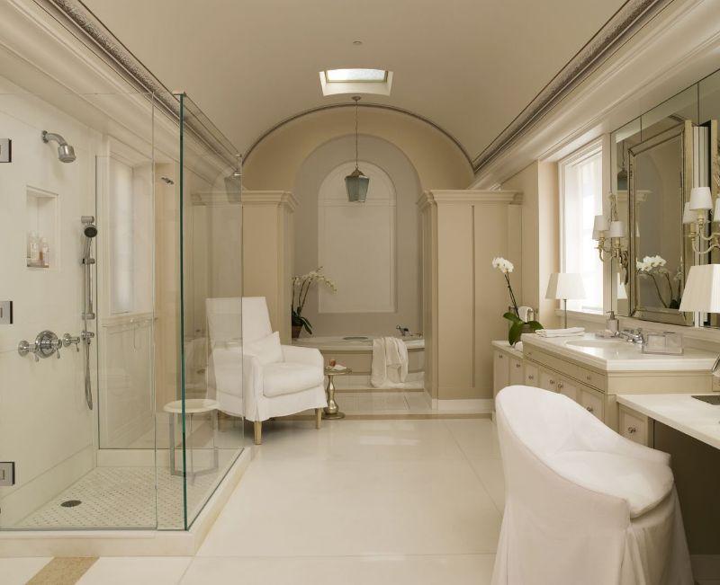 John Saladino Luxury  Contemporary Neutral Projects john saladino John Saladino Luxury  Contemporary Neutral Projects SL bath 5 2000x 1