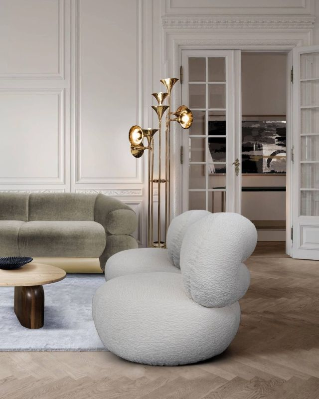 Luxury Furniture Pieces For Your Exclusive Home