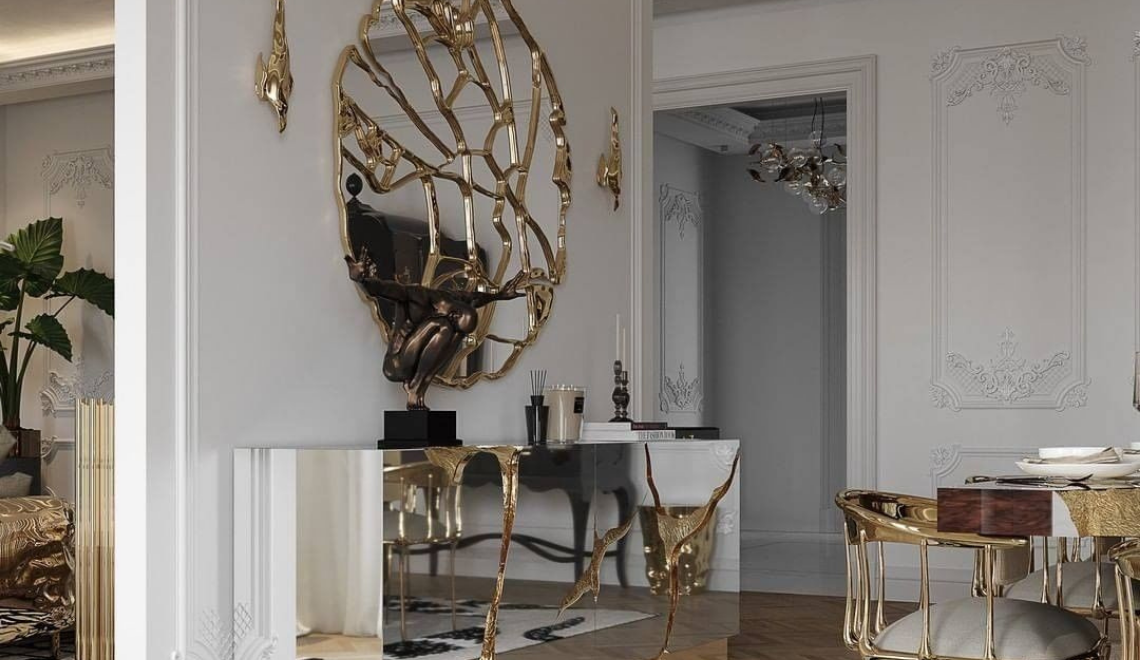The Best Decor Ideas For The Modern Dining Room Of Your Dreams