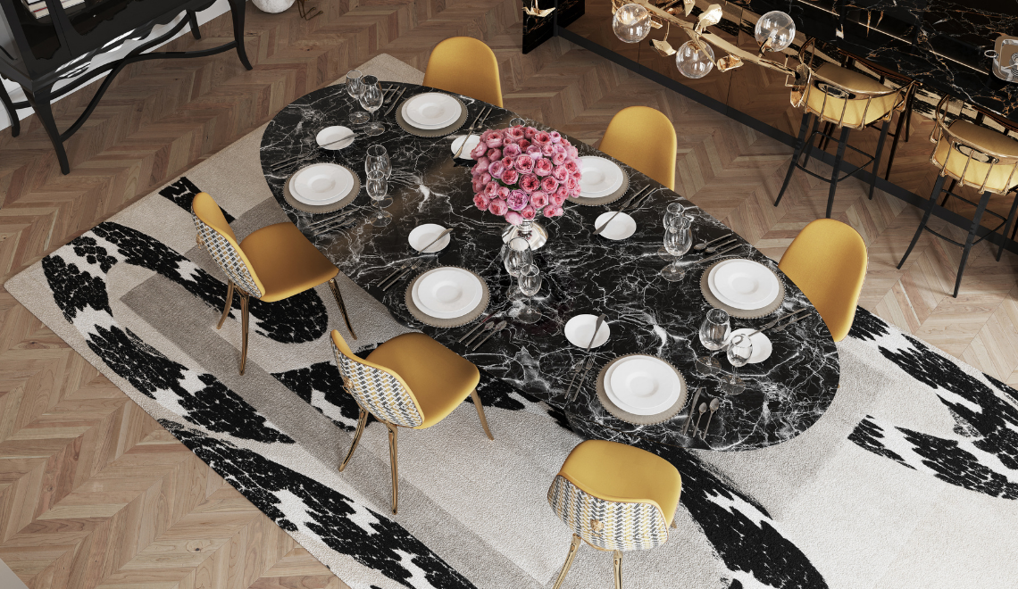 6 Design Inspirations To Elevate Your Modern Dining Room modern dining room 6 Design Inspirations To Elevate Your Modern Dining Room FT HDI