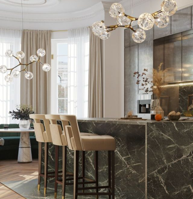 luxury furniture Luxury Furniture Pieces For Your Exclusive Home Kitchen Bar 800x1000 2 640x660