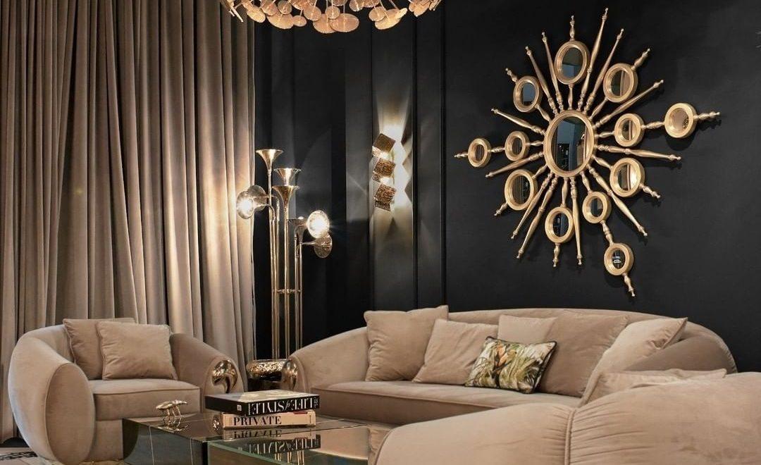 modern home decor Modern Home Decor Ideas bl contemporary living room 1080x660