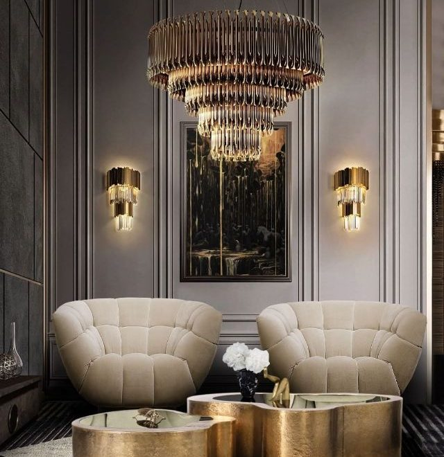 modern lighting design Modern Lighting Design Ideas for Luxury Home bl wave luxury center table 1 2 640x660