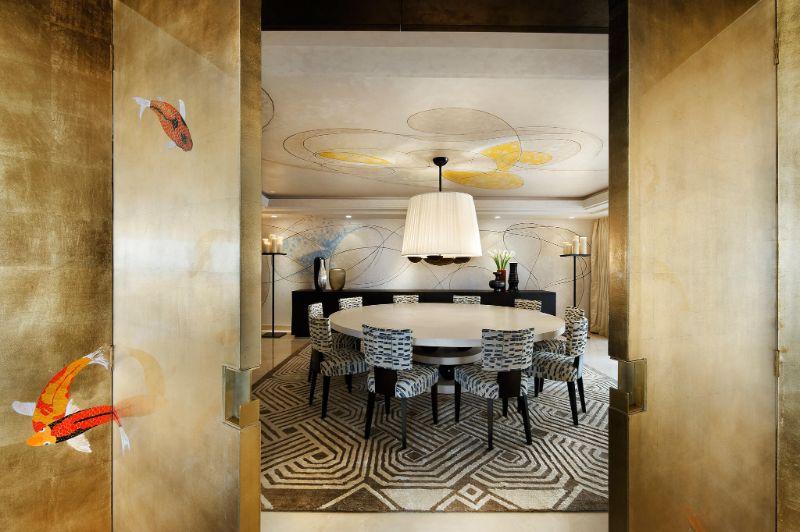 Alberto Pinto: Top Luxury Interior Designer alberto pinto Alberto Pinto: Top Luxury Interior Designer duplex monaco by alberto pinto 1