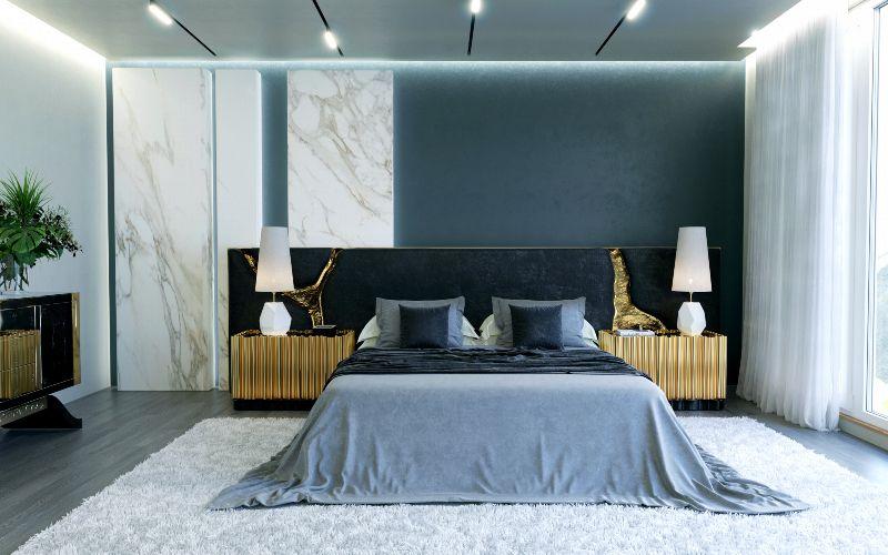 bedroom interior Explore Summer Trends for Your Bedroom Interior lapiaz black headboard 06 2 1 1
