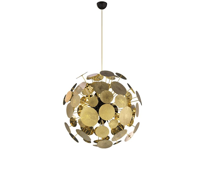 modern lighting design Modern Lighting Design Ideas for Luxury Home newton suspension lamp 01 boca do lobo