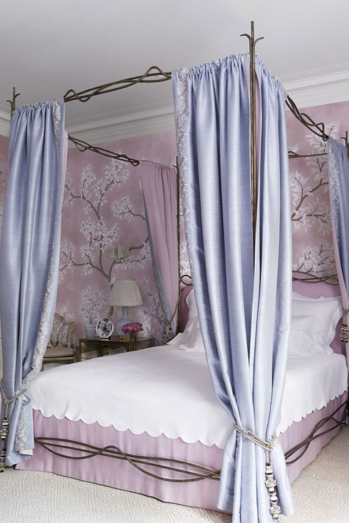 Pastel Rooms That Will Inspire You To Go Bold pastel room Pastel Room That Will Inspire You To Go Bold purple bedroom 1580918550 683x1024