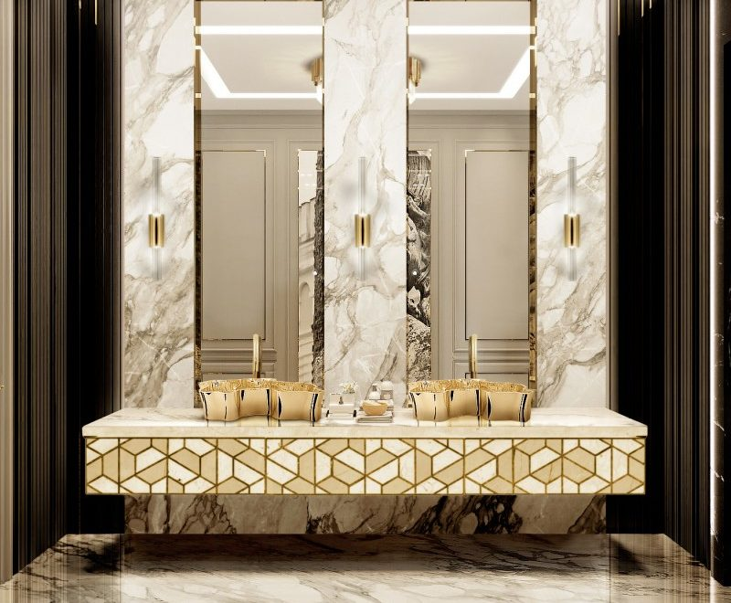 bathroom Bathroom and Closet Design Of Dreams splendid master bathroom with eden vessel sink 1 800x660
