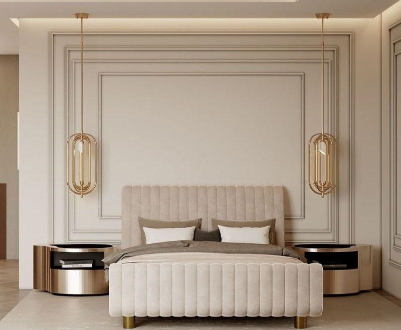 master bedroom Discover 13 Ways To Enhance Your Master Bedroom Interior Design turner pendant2 800x660