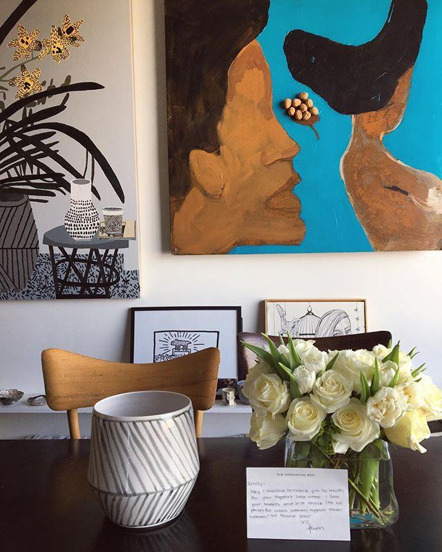 Inside Emily Ratajkowski's Art-Filled Los Angeles Home