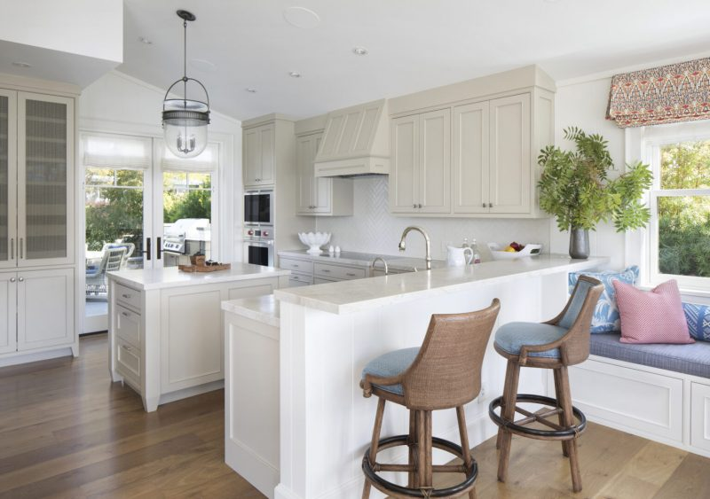 Contemporary and Calm Home Designed By Julie Rootes