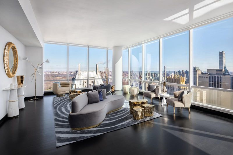 interior design projects New York City – The Most Luxury Interior Design Projects Covet New York A Whimsical Staging Project With The Best FurnitureDesign 3