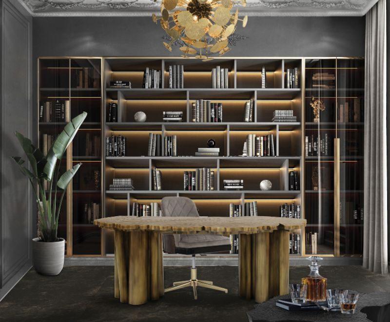 modern desk Modern Desks To Inspire Your Home Office Modern Desk To Inspire Your Home Office 4 1 800x660
