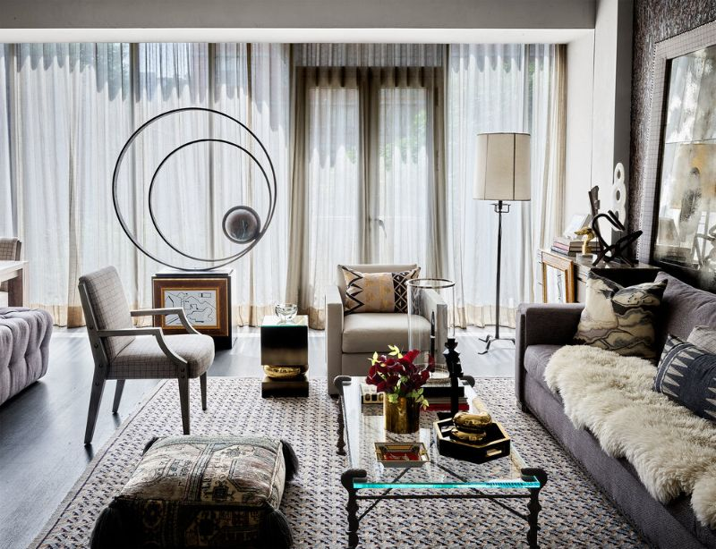 Thom Filicia's - Modern and  Classic West Chelsea Home thom filicia Thom Filicia's – Modern and  Classic West Chelsea Home Thom Filicia 1