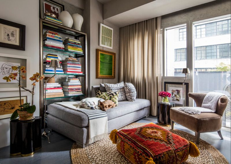 Thom Filicia's - Modern and  Classic West Chelsea Home thom filicia Thom Filicia's – Modern and  Classic West Chelsea Home Thom Filicia 10