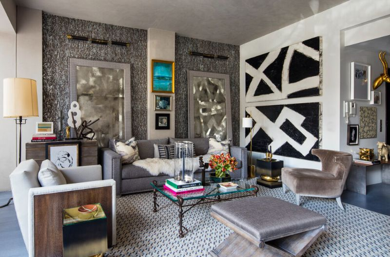 Thom Filicia's - Modern and  Classic West Chelsea Home thom filicia Thom Filicia's – Modern and  Classic West Chelsea Home Thom Filicia 12