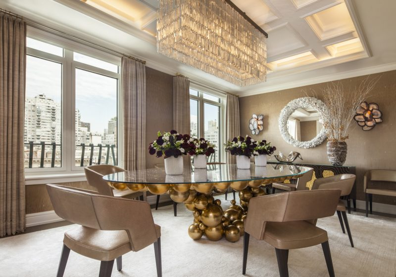 interior design projects New York City – The Most Luxury Interior Design Projects contemporary luxury penthouse boca do lobo 1 2x 800x561