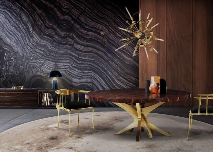 dining tables Top 10 Round Dining Tables For A Contemporary Home round table 10 1