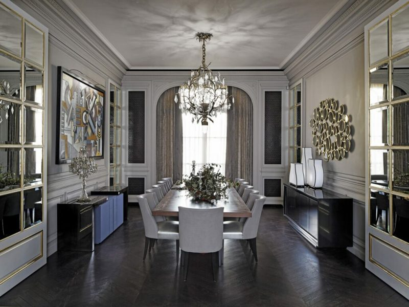 Modern Home With Parisian Glamour - Step Into This French Home modern home Modern Home With Parisian Glamour – Step Into This French Home smokemirrors13 1024x768 1 800x600