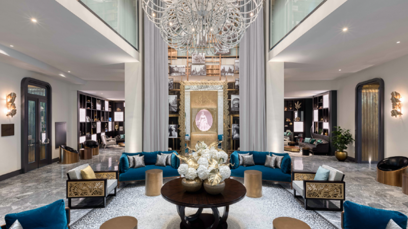 Meet The New Luxury Hotel in Budapest