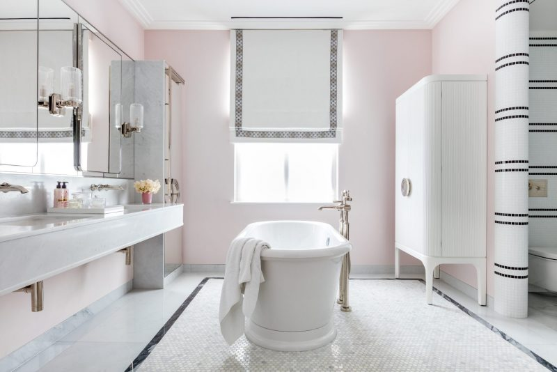 Carden Cunietti - Tour a Sexy Westminster Villa Designed