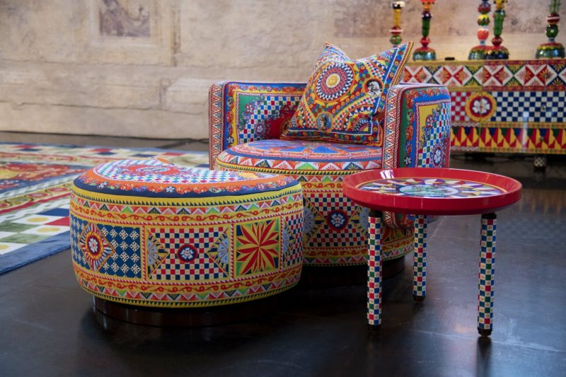 Dolce & Gabbana Casa - First Home Collection Finally Launched