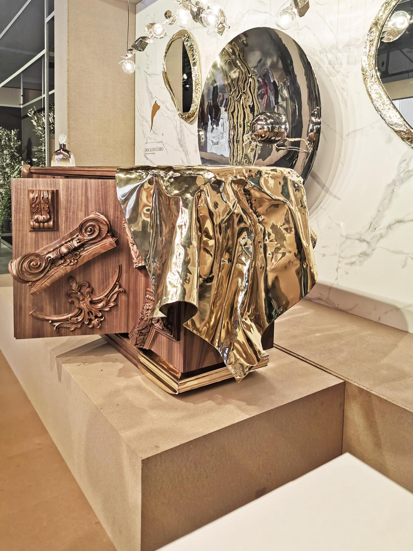 Milan Design Week - Meet The Boca do Lobo's First Highlights At Supersalone 2021!