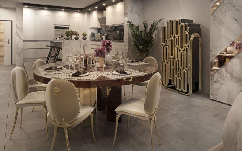 Meet A Luxury New York Penthouse By Boca do Lobo Studio