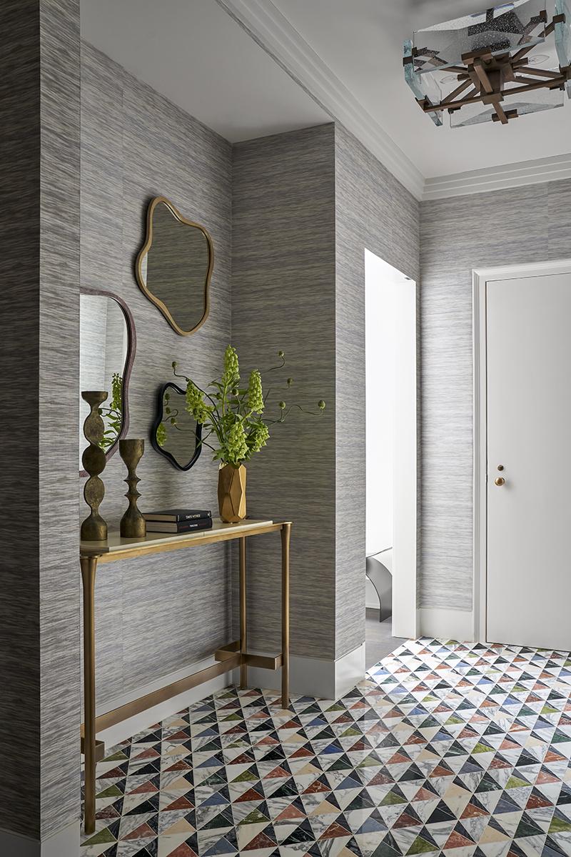 Jennifer Weisberg Reimagines a Manhattan Luxury Apartment